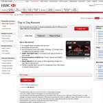 [Melb] Receive Upto $75 Chadstone Giftcard When Opening an Account at HSBC Chadstone