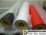 50 Meters Vinyl Sticker Roll Value ($30) Was $299! Free pickup from Campsie, NSW or shipping extra