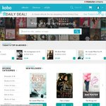 Kobo eBooks - 90% off Coupon - Multi-Use