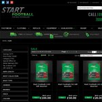 Extra 20% off on All Items @ Startfootball.co.uk