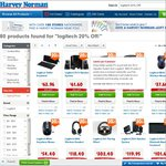 Logitech 20% off @ Harvey Norman. Logitech C270 HD Web CAM Only $30