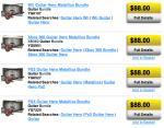 Guitar Hero Metallica Bundles $88 @ Dick Smith All Formats
