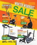 Fitness Warehouse - Winter Workout Sale on Fitness Equipment in Adelaide