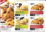 New KFC Vouchers (NSW and VIC) - Ends 24/08