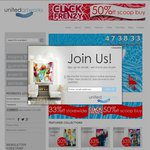 United Artworks - Art and Oil Paintings 33% storewide, 50% off selected items - Click Frenzy