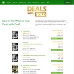 (Xbox 360) Deals with Gold: Lara Croft Guardian of Light A$4.93 (RRP A$19.95) +Other Deals