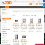 WD Red 3/4/5/6TB - $139.95/$209.95/$264.95/$349.95+P&H, Samsung 16GB Pro MicroSD $14.95 + Free Shipping @ PC Byte