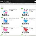$2 Matchless Store Voucher & Free Shipping in Australia