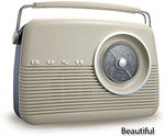 Bush TR82 Retro DAB+ Radio $49.99 (Normally $59.99) + $10.05 Shipping @ Globe Electronics