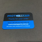10% off @ Moto Parts + Free Shipping over $50