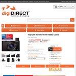 Sony RX100 MK III $736.00 (10% off) + $15.90 Postage @digiDIRECT