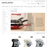 Kichenaid KSM150 - $639 @ David Jones ($575.10 Using Ent Book 10% off Gift Card)