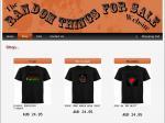 Light up (EL) T-Shirts for $13.45 and EL Panels for $12.45 Delivered