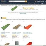 Klymit Sleeping Mats Deal of The Day at Amazon (eg. Static V2 US $53.27/~AU $72) + 6% TopCashBack Cashback