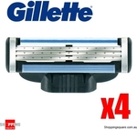 8x Gillette Replacements Blades Mach3 - $15.93 Shipped @ Shopping Square
