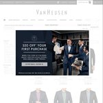 VAN HEUSEN - Sale on Sale – Extra 30% off All Sale Items