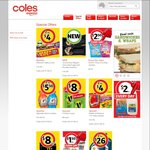 20% off iTunes Gift Cards @ Coles Express