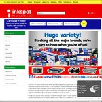 10% off and Free Shipping on Ink & Toner @ Inkspot