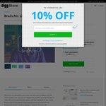 Brain.fm Lifetime Subscription USD $39 (~AUD $51) @ Digg Store