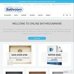 OzBargain10 20% off Storewide @ Online Bathroomware