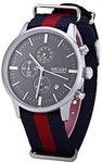 Megir M2011 Silver Grey Watch $13.37 Delivered @ Gearbest, OzBargain10