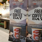Free Coffee TODAY @ Soul Origin - Queens Plaza, Brisbane CBD