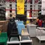 PS VAGO for $9.99 (Was $39.99) @ IKEA Richmond VIC, Applicable to All Colours but White