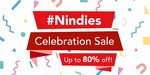Nintendo Eshop - Nindies Celebration Sale - Upto 80% off - Wii U & 3Ds Games from $0.85