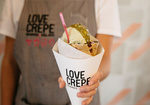 Free Crepe or Gelato at Love Crepe (Pyrmont, NSW) on Loyalty Sign up (Today Noon to 10pm only)
