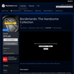 [AU PSN Store] PS4 Borderlands Handsome Collection $19.45