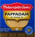 Coles: Maharajah's Choice Pappadam 100gm 2 for $2
