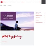 Virgin Money Car Insurance Earn 10K Velocity Points with Comprehensive Car Cover