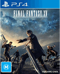Final Fantasy XV (PS4) for $25 at EB Games