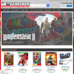 10% off all in-Stock Items @ The Gamesmen (Online & In Store)