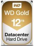 """WD WD121KRYZ 12TB Gold 3.5"""" SATA3 7200RPM Datacenter Hard Drive $658.98 + Shipping @ Mwave"""