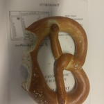 Free Pretzel at Tiffany and Co, Old Location in Martin Place NSW
