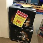 [QLD] Nespresso Creatista $298 @ Harvey Norman Fortitude Valley (Plus $40 Nespresso Credit & $40 Cashback via Redemption)