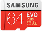 Samsung EVO Plus 64GB UHS-I U3 Class10 US $18/AU $23, Xiaomi Note 3 6GB+64GB US $296/AU $378.51, MI6 6GB+64GB US $363.99 @ LITB