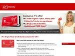 Virgin Flyer Credit Card - Free Flight