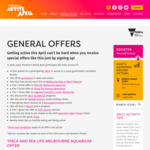 [VIC] Active April - up to 10 Free YMCA or Govt Facility Passes, 15% off at Sportsmart + Other Offers