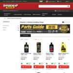 25% off Meguiar's Detailing Products @ Supercheap Auto