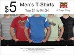 Rivers - $5 Men's T-shirts