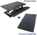 Deskalator Sit Stand Desks -  $199 + Shipping @ Buy Direct Online
