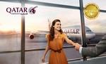 15% off Economy Flights $5, 15% off Business Class Flights $9 on Qatar Airways Via Groupon