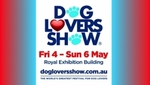 Win 2 Tickets to The Melbourne Dog Lovers Show from Ticket Wombat (VIC)