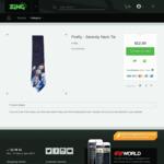 Firefly/Serenity Necktie @ $12 - Zing! Pop Culture