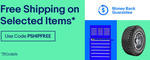 Free Shipping ($50 Min Spend) at Selected Sellers @ eBay