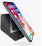 WAZA Qi Certificated 10W Fast Wireless Charger US $5.50 (~AU $7.35) @ LITB