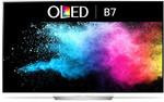 """LG B7 - 55"""" OLED TV - $2,388 + $238.80 Bing Lee Gift Card @ Bing Lee"""