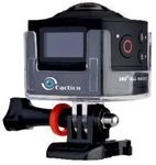 Qaction 360 Degree Action Camera $49 (in Store Clearance) @ Officeworks